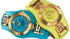 Versace Bayan Saat Modelleri