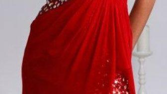 14 Şubat Sevgililer Gününe Özel Bayan Elbise Modelleri