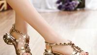 Yaz Modası Bayan Sandalet Modelleri
