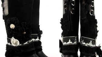 Bayan Yağmurluk Çizme Modelleri