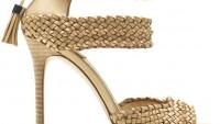 Bayan Hasır Örgülü Ayakkabı Modelleri
