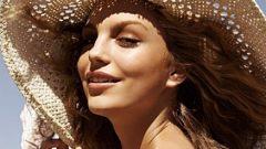 Bayan Hasır Şapka Modelleri