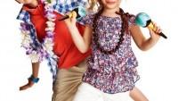 Koton Yazlık Çocuk Kıyafet Modelleri