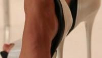 Bayan Deri Ayakkabı Modelleri