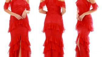 Pierre Cardin Abiye Elbise Modelleri