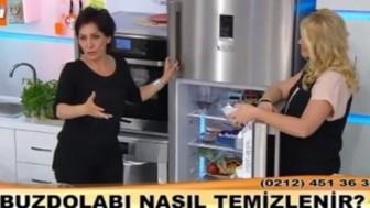 Buzdolabı Nasıl Temizlenir.?