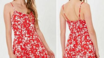 LC Waikiki Yazlık Kadın Elbise Modelleri