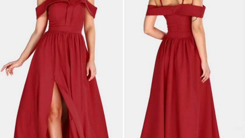 Davet Gece Abiye Elbise Modelleri