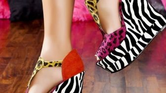 Yazlık Bayan Topuklu Keten Ayakkabı Modelleri