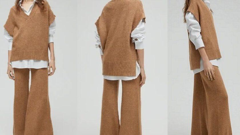 Pull&Bear Kadın Kazak Modelleri