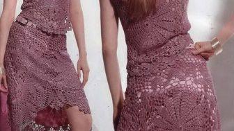 Bayan  Dantel Elbise Modelleri