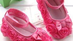 Yazlık Kız Çocuk Ayakkabı Modelleri