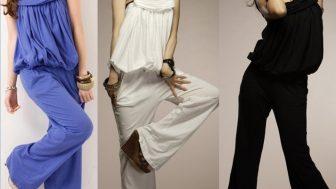 Yazlık Bayan Tulum Elbise Modelleri