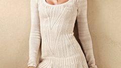 Kışlık Bayan Örgü Elbise Modelleri