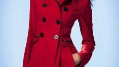 Bayan Kaşe Mont Modelleri