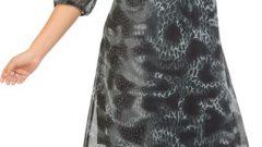 Kışlık Bayan Büyük Beden Elbise Modelleri