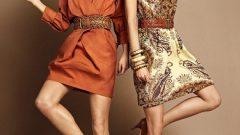 Bayan Kemerli Elbise Modelleri