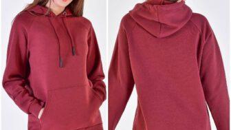 Addax Kapüşonlu Kadın Sweatshirt Modelleri