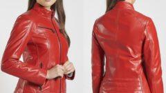 Desa Kadın Deri Ceket Modelleri
