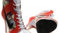 Nike Bayan Topuklu Spor Ayakkabı Modelleri