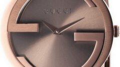 Gucci Kadın Saat Modelleri