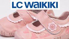 Lc Waikiki Bebek Ayakkabı Modelleri