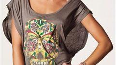 Bayan Resim Baskılı Tişört Modelleri