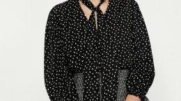 Koton Uzun Kollu Bayan Gömlek Modelleri