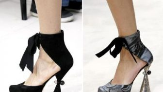 Yazlık Bayan Apartman Topuklu Ayakkabı Modelleri