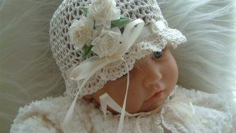Yazlık Kız Çocuk Şapka Modelleri