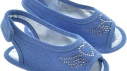 Kız Bebek Ayakkabı Modelleri