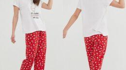 Penti Yazlık Kadın Pijama Takımı Modelleri