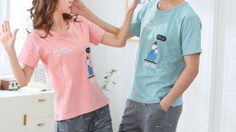 Çift Pijama Takımları