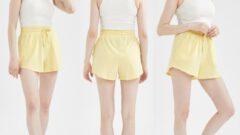 DeFacto Kadın Bermuda Şort Modelleri