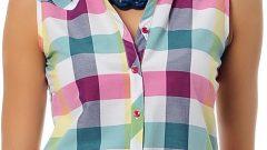 Yazlık Bayan Desenli Gömlek Modelleri