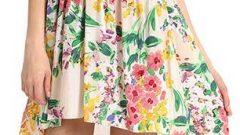 Yazlık Bayan Asimetrik Elbise Modelleri