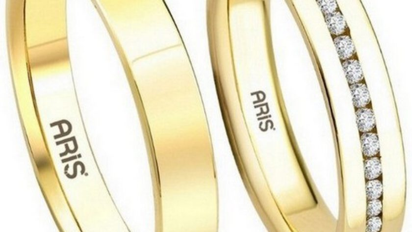 Ariş Evlilik Alyans Yüzük Modelleri