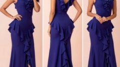 Yazlık Abiye Elbise Modelleri