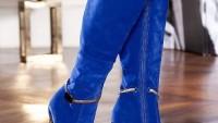 Bayan Nubuk Çizme Modelleri