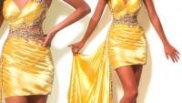 Yılbaşına Özel Elbise Modelleri