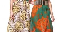 Benetton Yazlık Bayan Elbise Modelleri