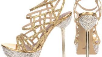 Bayan Kafesli Ayakkabı Modelleri