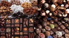 Belçika Çikolataları