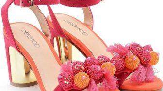 Derimod Yazlık Kadın Sandalet Modelleri