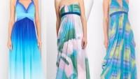 Yazlık Bayan Robalı Elbise Modelleri