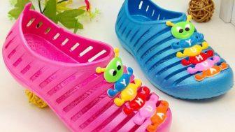 Çocuk Plaj Ayakkabı Modelleri