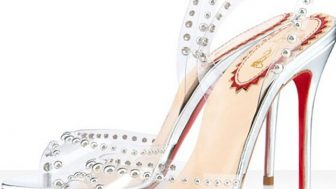 Bayan Şeffaf Ayakkabı Modelleri