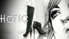 Hotiç Bayan Çizme Modelleri
