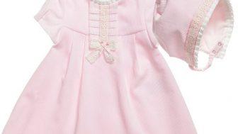 Mayorel Kız Bebek Elbise Modelleri