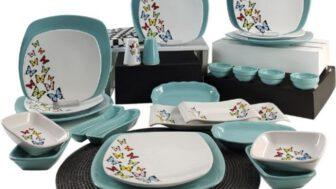 Keramika Porselen Kahvaltı Takımı Modelleri